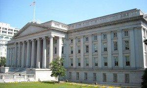 US-Treasury-Building