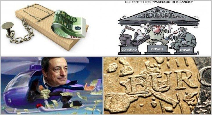 Il QE di Draghi? Non funzionerà. Grazie al nuovo testo dell'art. 81 Cost. (di Luigi Pecchioli)