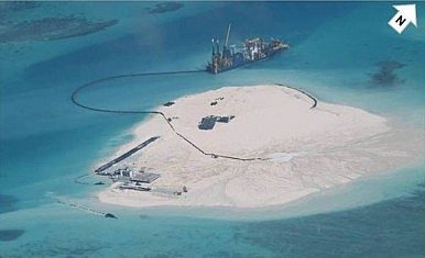chinese island
