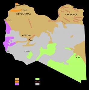 lybia etnic