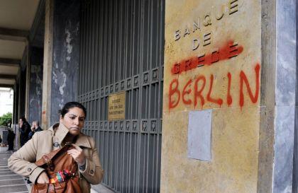 COSA SUCCEDE SE  ??? Rapida guida al default greco.