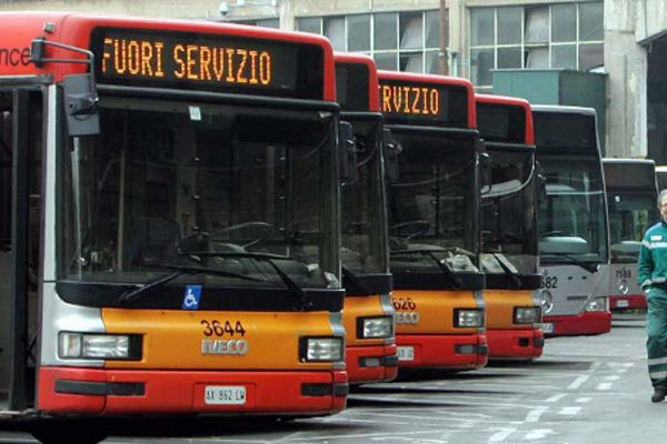 bus Roma