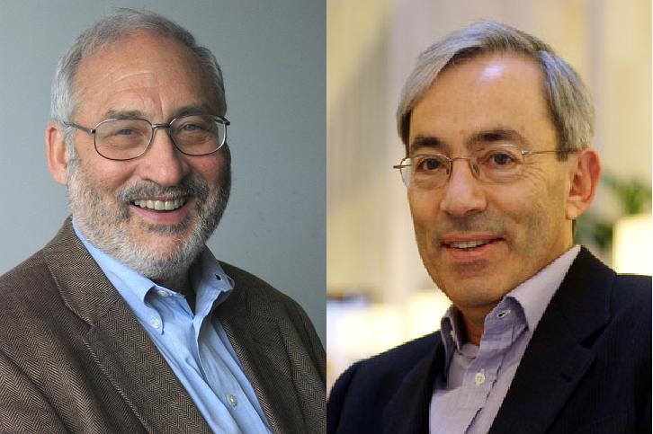 Premi Nobel sui lati opposti della barricata: Stiglitz e Pissarides