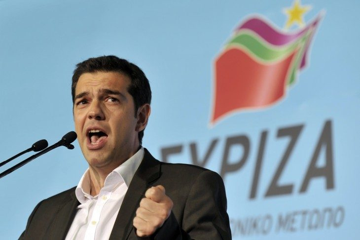 FLASH NEWS AGGIORNATE: Tsipras in TV e Lettera alla UE