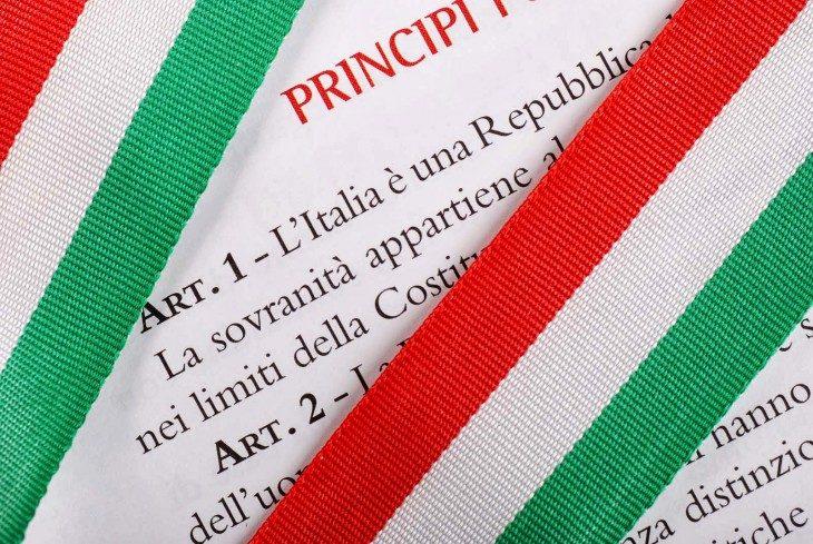 La Costituzione economica 6° scheda: art. 41