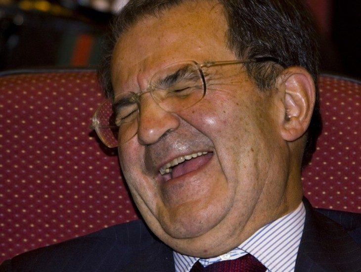 ROMANO PRODI: L'EURO E' UN ENORME REGALO ALLA GERMANIA. Una vera e propria confessione.