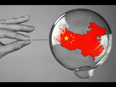 I media italiani suggeriscono un QE per la Cina: fan finta di non capire che è la Cina a volere lo scoppio della bolla azionaria, loro se lo possono permettere…