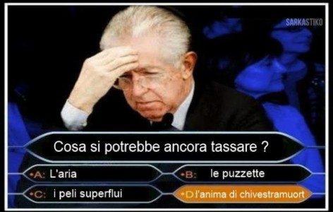 Mario Monti- Il tecnico che non azzeccò nemmeno una previsione