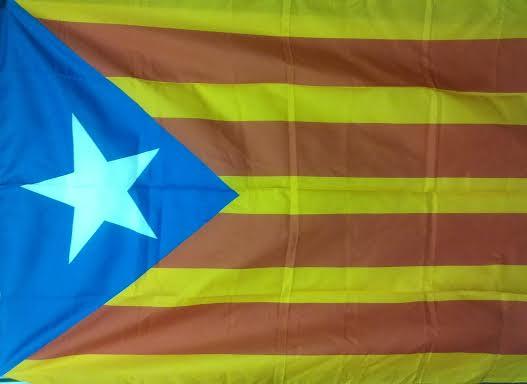 La Catalogna sceglie l'indipendenza.