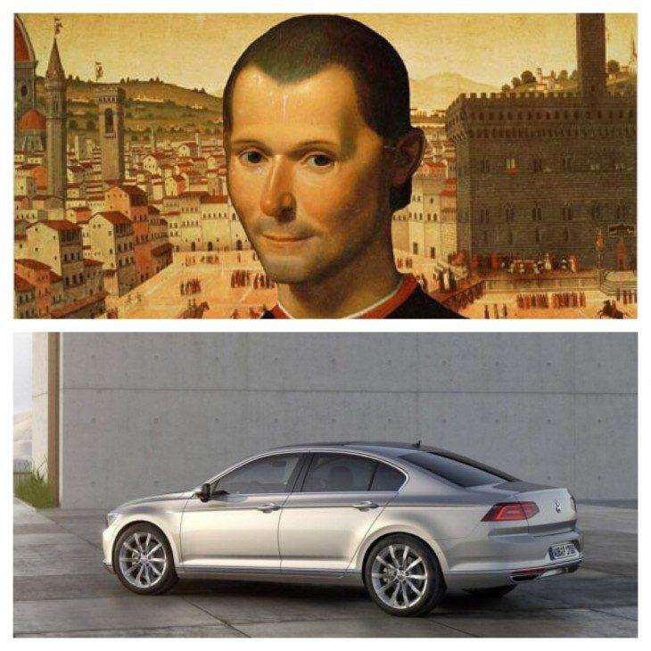 """A proposito cosa diceva Machiavelli della """"Alamagna"""". (di Raffaele Salomone Megna)"""