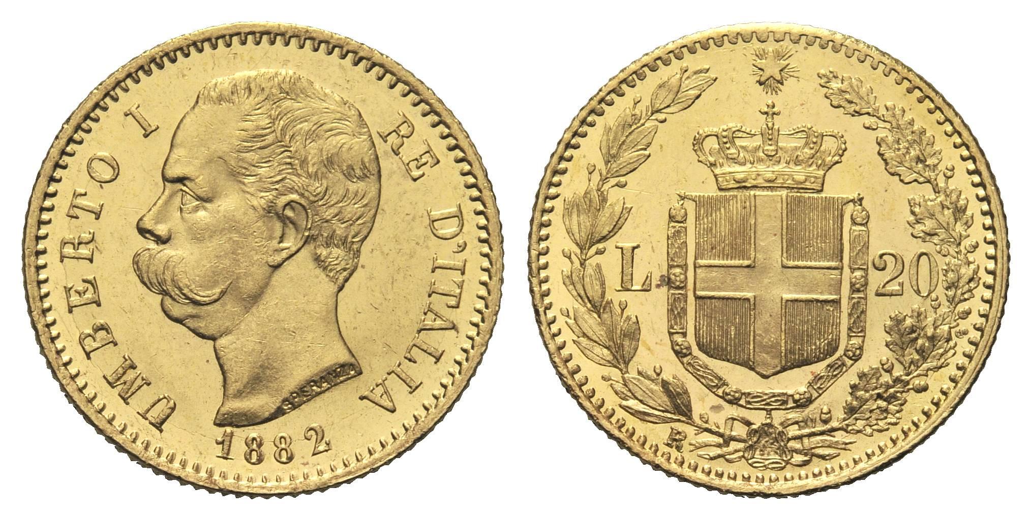lira oro