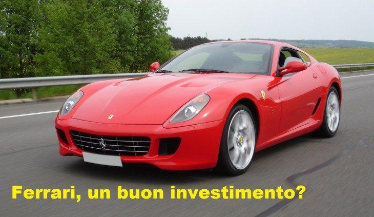 Ferrari … Tutto oro quello che luccica ?