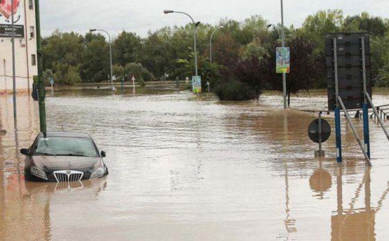 Alluvione del 15 ottobre 2015: anche il Sannio paga il suo tributo …di Raffaele Salamone Megna