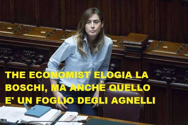 Le Sinergie all'Italiana dell'Economist. Di Eriprando Sforza
