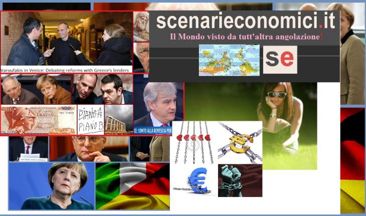 """Convegno """"Un piano B per l'Italia"""": gli interventi di Nino Galloni e del professor Paolo Savona"""