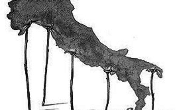 L'ITALIA DI RENZI CONTA POCO ORA E CONTERA' MENO IN FUTURO