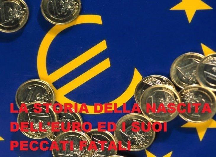 EURO: NATO CON UN TRUCCO, CRESCIUTO MALE. INTERVISTA LA MALFA, RINALDI, SAPELLI, BAGNAI.