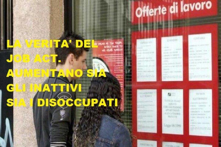 I LAVORATORI INATTIVI: ITALIANI DIMENTICATI. (di Roberto Marsura)