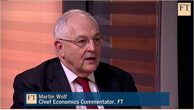 I possibili motivi di un crollo economico mondiale secondo M. Wolf, chief economist di FT: una visione troppo ottimistica del futuro da parte del mondo anglosassone?