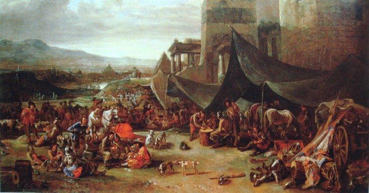 LA VOCAZIONE IMPERIALISTICA TEDESCA: UNA REALTA', PER DI PIU' ANTICA (di Francesco Sabbatucci)