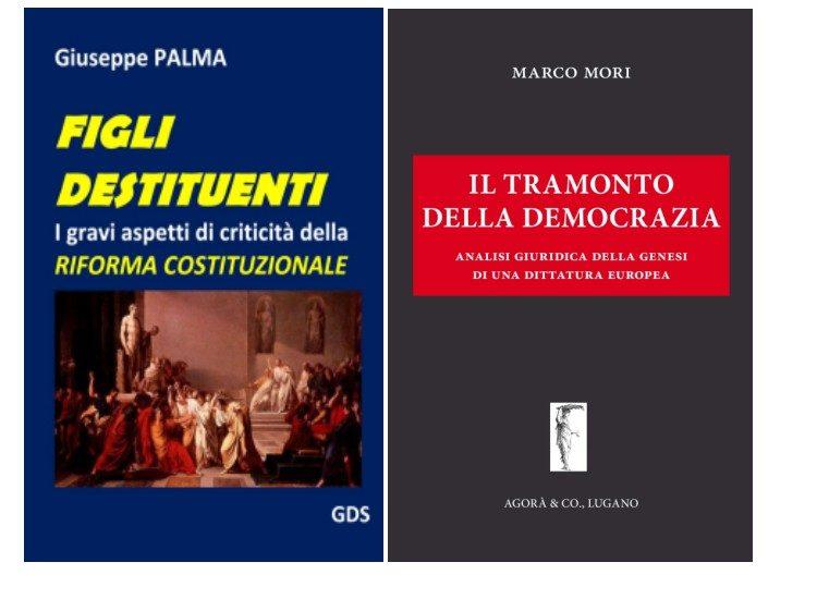 Noi i nuovi partigiani della costituzione due nostri for Elenco libri da leggere assolutamente