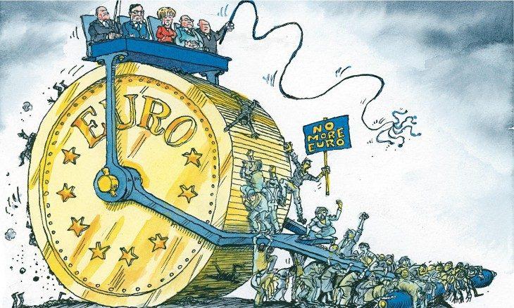 IL QE EUROPEO: IL DENARO TORNA ALLA BCE E NON ENTRA NELL'ECONOMIA REALE