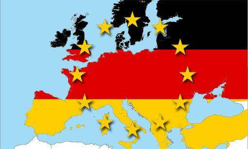LE BANCHE EUROPEE CROLLANO. LE REGOLE VOLUTE DALLA GERMANIA STANNO DISTRUGGENDO L'EUROPA