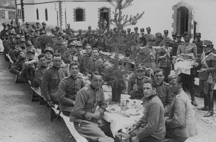 COSA MANGIANO I SOLDATI.  Le moderne razioni militari.