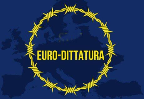 """MENTRE I """"GIORNALAI DI REGIME"""" CHIACCHIERANO SULLE UNIONI CIVILI, GOVERNO E PARLAMENTO SMANTELLANO LA COSTITUZIONE, TOLGONO LE PENSIONI DI REVERSIBILITA' E TRADISCONO IL POPOLO ITALIANO! TUTTO NEL NOME DELL'€URO-DITTATURA (di Giuseppe PALMA)"""