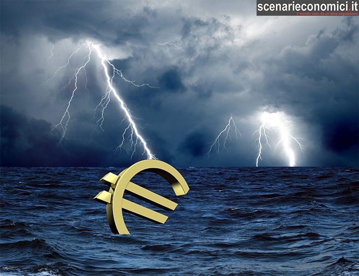 Indice PMI Eurozona: cattive notizie per i contribuenti italiani