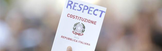 Giuseppe PALMA in difesa della COSTITUZIONE (1° Congresso di Alternativa per l'Italia – Roma 2016). VIDEO