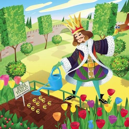 L'erbavoglio: un Tesoro europeo . (di Nicoletta Forcheri)