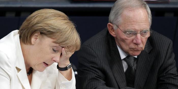 E SE FOSSE LA GERMANIA AD USCIRE DALL'EURO?