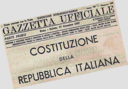 """LA RIFORMA COSTITUZIONALE E' UN IMBROGLIO – l'articolo di Giuseppe PALMA pubblicato su """"Il Giornale d'Italia"""" del 30 settembre 2016"""