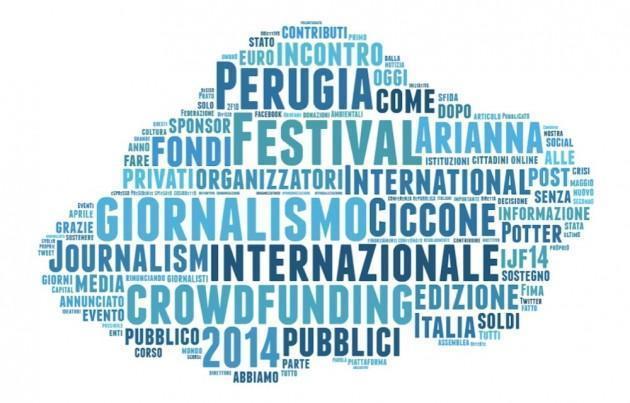 Festival del Giornalismo a Perugia (di C.A. Mauceri)