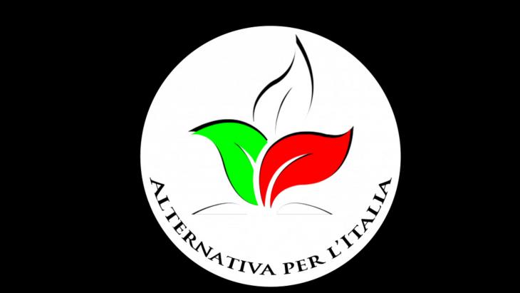 IL SIMBOLO VINCITORE PER ALTERNATIVA PER L'ITALIA