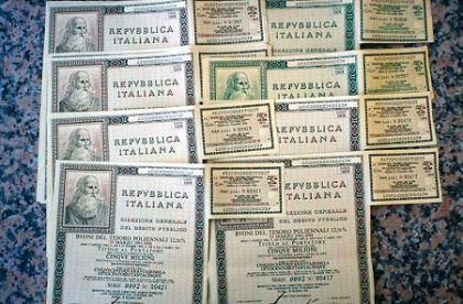 I TEDESCHI SI ARRABBIANO PER I BOND ITALIANI A 50 ANNI: PERCHE' NON GUARDANO A CASA PROPRIA?