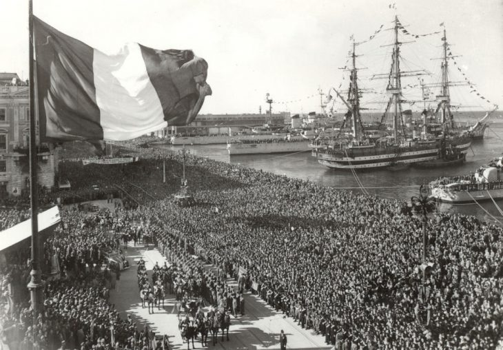 Trieste 1954: Un esempio di sovranità (di Marco Fabbri)