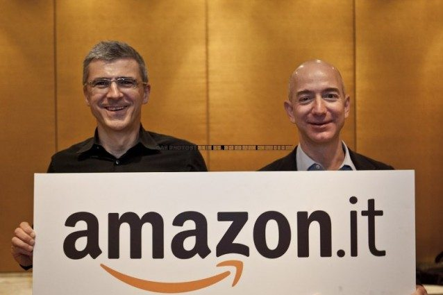 BlackFriday d'oro, ma solo per Amazon