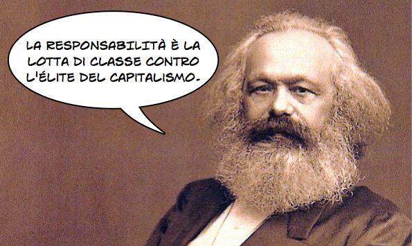 Taccerebbero di razzismo persino Marx