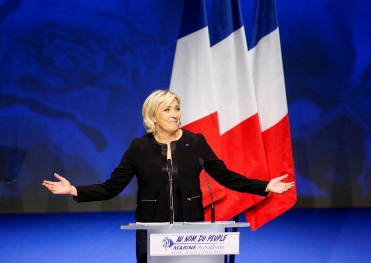E' il neoliberismo il nemico giurato di Marine Le Pen