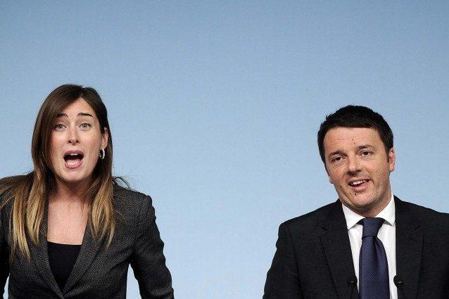 Di Maio, Salvini e la Meloni hanno ragione nel chiedere la testa della Boschi. O la zarina è intoccabile?