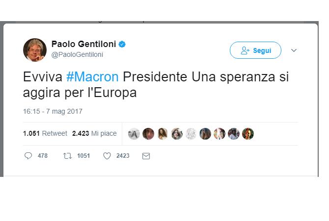 ENNESIMO CALCIO NEL SEDERE AL GOVERNO ITALIANO ED AD ALFANO. IL GOVERNO FRANCESE NAZIONALIZZA STX, DOPO AVER BLOCCATO CORRIDOIO 5. MACRON NON VUOLE AVERE A CHE FARE CON GLI ITALIANI SU BASE PARITETICA