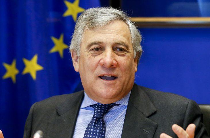 UN PERICOLO SI AGGIRA PER L'ITALIA: CIOE' CHE TAJANI VOGLIA FARE POLITICA
