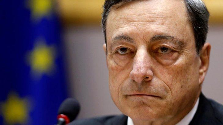 IL QE DELLA BCE AGLI SGOCCIOLI, E COMUNQUE E' STATO INUTILE.