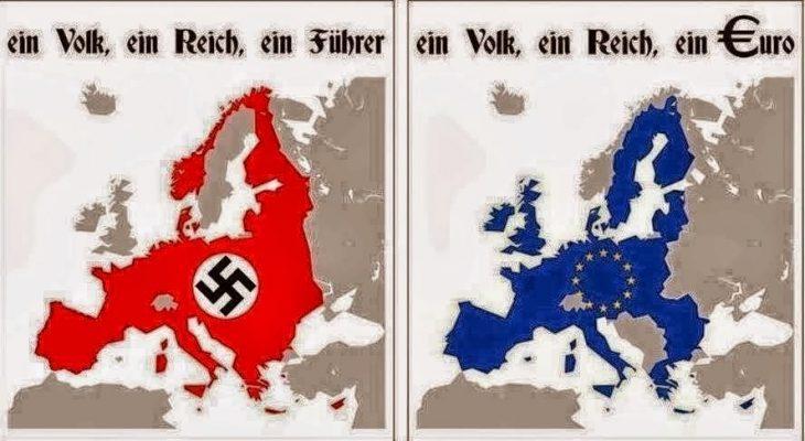 L'EUropa nazista toglie la maschera: il caso dei cecchini di Maidan appoggiati dall'EU. E la vergogna dell'austerità imposta ad Atene
