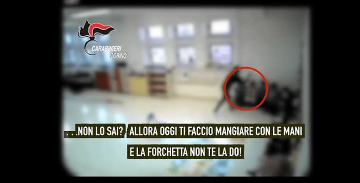 A Susa arrestata un'insegnante di scuola materna per maltrattamenti: è possibile che prima non se ne accorga mai nessuno? di Davide Amerio