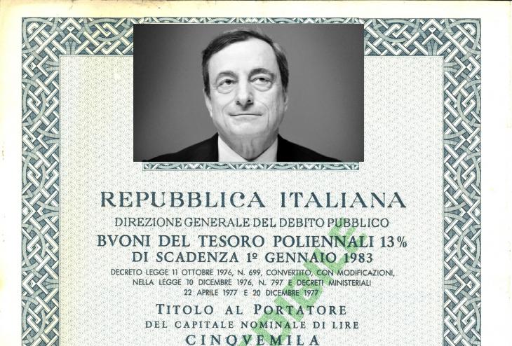 """LA """"SOLUZIONE FINALE"""" DELLA BCE PER L'EUROBOND: UNA MINACCIA O UNA OPPORTUNITA' PER L'EUROEXIT?"""