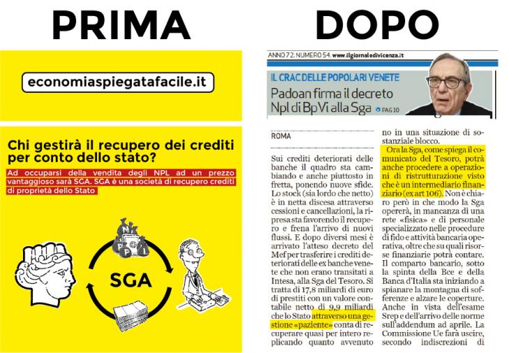 BPVI e Veneto Banca, Padoan giunge alle stesse conclusioni di economiaspiegatafacile.it. Ma tu guarda!