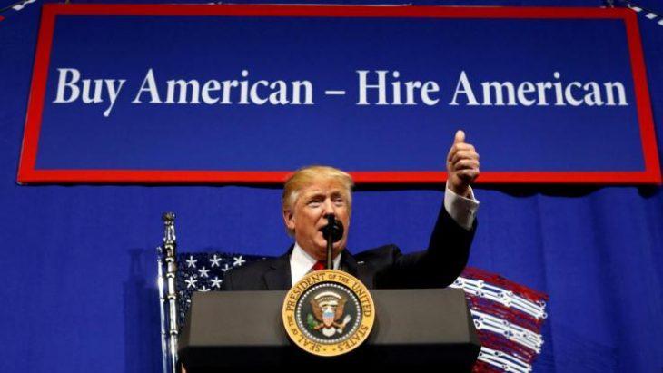 Perché Trump vuole il protezionismo?           La fallacia del libero scambio